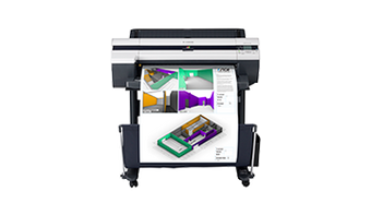 imagePROGRAF iPF610 colour plotter – wide format printer